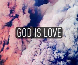 god, love, and jesus image