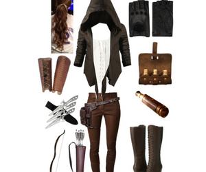 assassin, fashion, and killer image