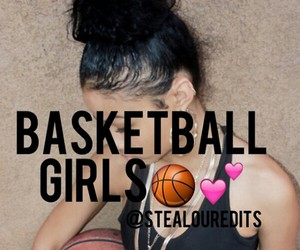 Basketball, girls, and bestfriend image