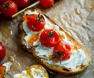 food and tomatoes image