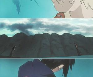 naruto, anime, and sasuke image