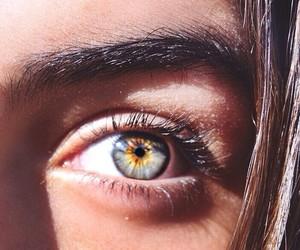 beauty, eyes, and inspiration image