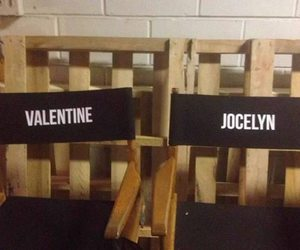 valentine, jocelyn, and tmi image