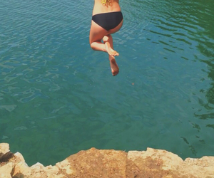 fun, quarry, and summer image