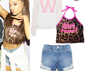 ariana grande, style, and steal her style image