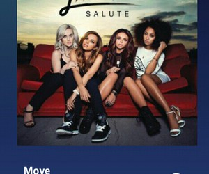 Move, salute, and little mix image
