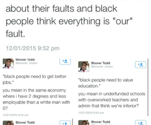 black people, education, and race image