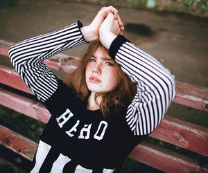 daria sidorchuk, girl, and model image