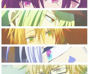 amnesia, anime, and eyes image