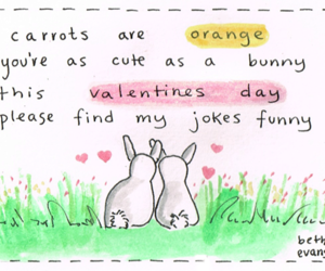 bunny, valentine, and cute image