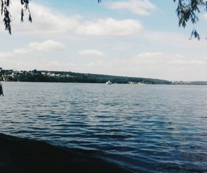 lake, ternopil, and ukraine image