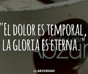 amor, frases, and gloria image