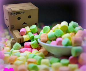 candy, cute, and danbo image
