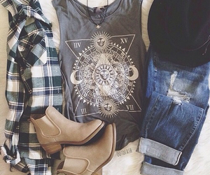 jeans and outfits image