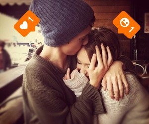 couple, love, and ♥ image
