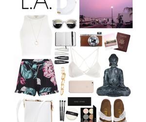 fashion, la, and los angeles image