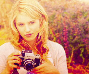 dianna agron, glee, and i am number four image