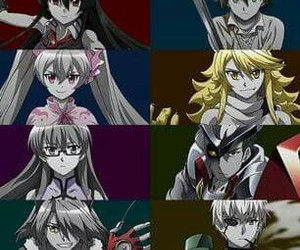 akame, Leone, and lubbock image