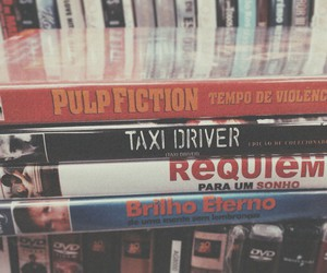 hipster, pulp fiction, and requiem for a dream image