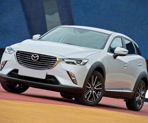 engine, Mazda, and fast car image