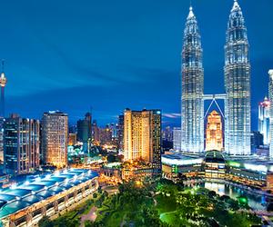 Kuala Lumpur, Malaysia, and singapore image