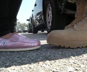 army, glitter, and toms image