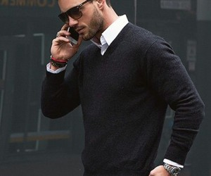 boy, model, and men style image