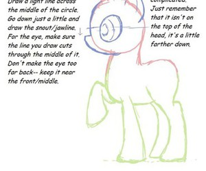 little pony and how to draw image