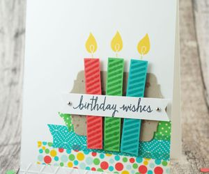 candles, colorful, and diy image