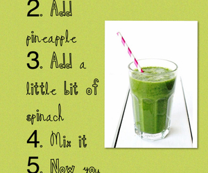 drink, drinks, and green image