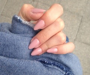 carefree, denim, and nails image