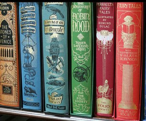 alice in wonderland, books, and grimm image