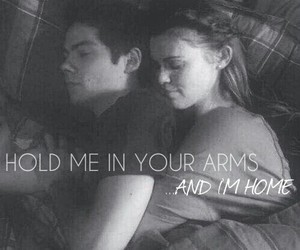 teen wolf, hold me in your arms, and holland roden image