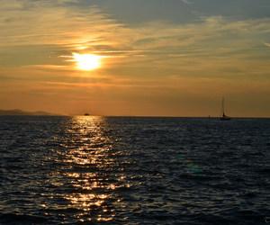 Awakening, beautiful, and boat image