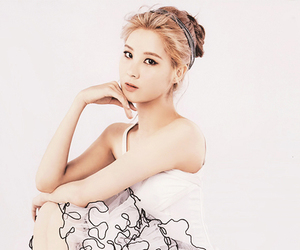 snsd, girls generation, and seohyun image