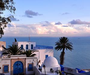 sea, tunisia, and ocean image