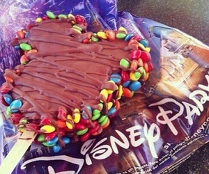 disney, food, and chocolate image