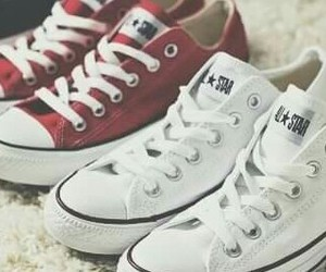 header, converse, and white image