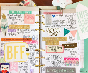 cahier, quotes, and notes image