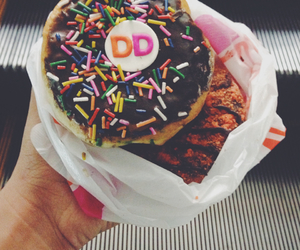 anniversary, donuts, and food image