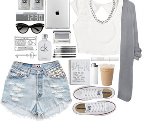 apple, Calvin Klein, and Polyvore image
