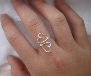 heart and ring image