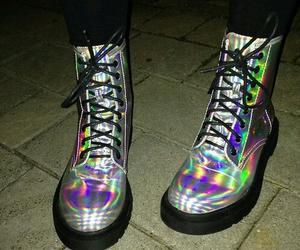 grunge, fashion, and shoes image
