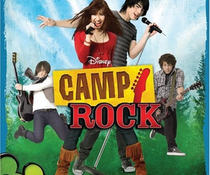 camp rock and demi lovato image