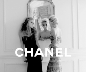 chanel, olsen, and dress image