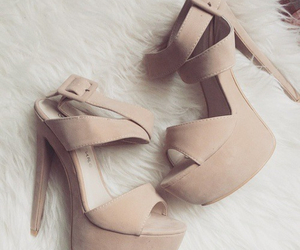 fashion, style, and high heels image