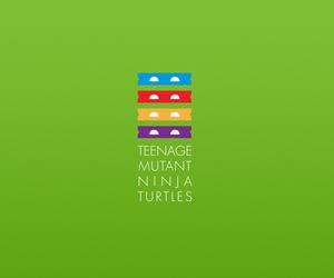 teenage mutant ninja turtles and cute image