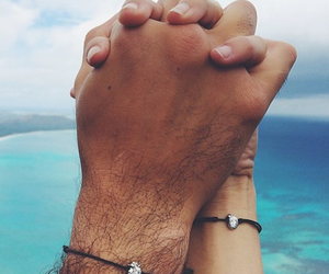beach, body, and bracelets image