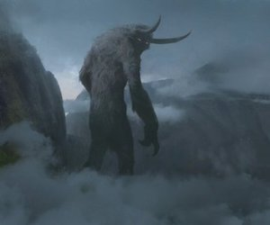 monster and yeti image