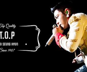 bigbang, top, and VIP image